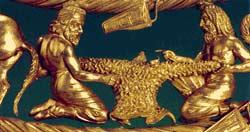 Золотое руно Овна